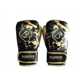BOOSTER Booster - Youth Gold Marble (Kick)Boxinggloves