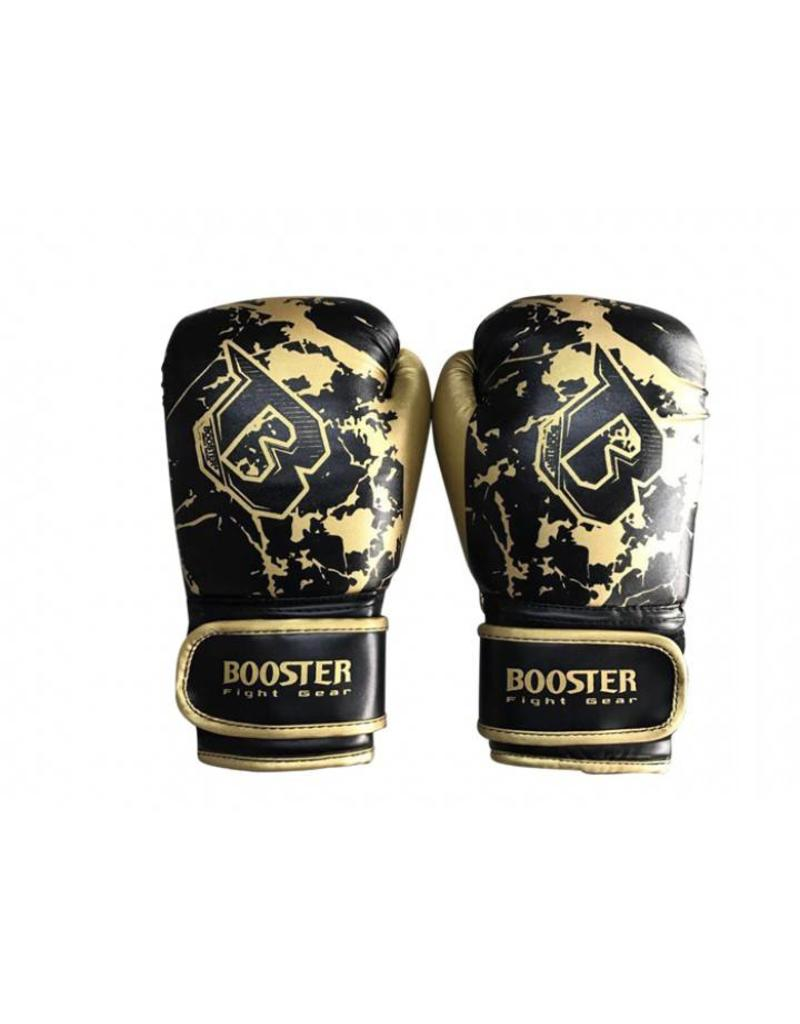 BOOSTER Booster - Jeugd Goud Marble (Kick)Bokshandschoenen