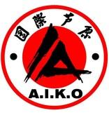 ISAMU 勇ISAMU AIKO ASHIHARA ZWARTE BAND