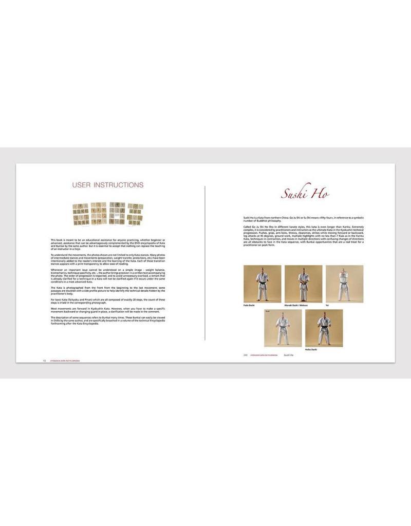 SHIHAN KRON Shihan Kron Kyokushin Kata Encyclopedie