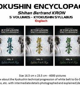 SHIHAN KRON 5 DELIGE - KYOKUSHIN SYLLABUS ENCYCLOPEDIE