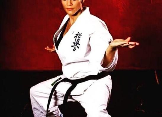 Kyokushin Wear Vrouwen