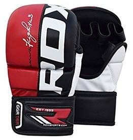 RDX SPORTS RDX MAYA HIDE LEDEREN POWER FIGHTER TRAINING HANDSCHOENEN