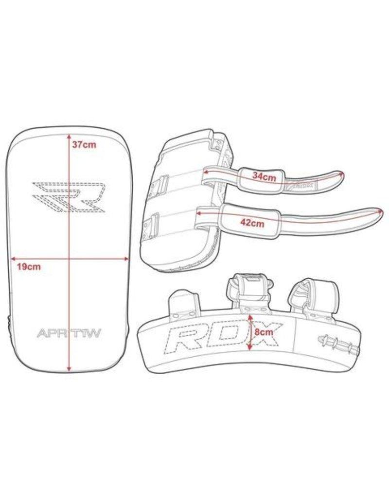 RDX SPORTS RDX T1 Gebogen Thai Arm(Trap)Kussen
