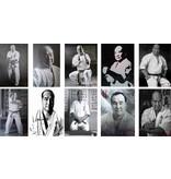 Kyokushinworldshop Mas.Oyama Premium XL Foto - AO Format met Ophangsysteem