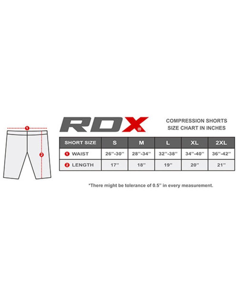 RDX SPORTS  RDX THERMISCHE FLEX COMPRESSIE SHORT