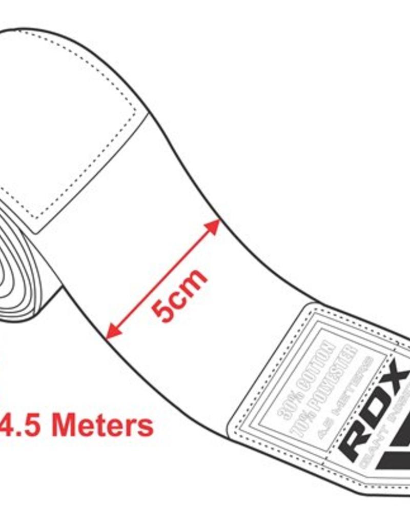 RDX SPORTS RDX HAND WRAPS BANDAGES 450CM - SEVERAL COLORS