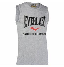 Everlast Everlast Mouwloos boksshirt - Grijs| OP=OP