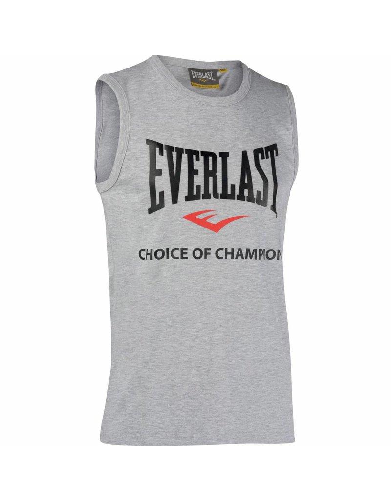 Everlast Everlast Mouwloos boksshirt -Grijs | OP=OP