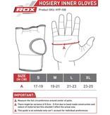 RDX SPORTS RDX 75CM GEL INNER GLOVES WITH WRIST STRAP