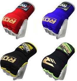 RDX SPORTS RDX 75CM GEL INNER GLOVES WITH WRIST STRAP