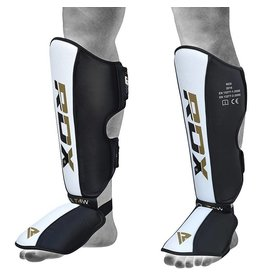 RDX SPORTS RDX T4 LEATHER SHIN INSTEP GUARDS