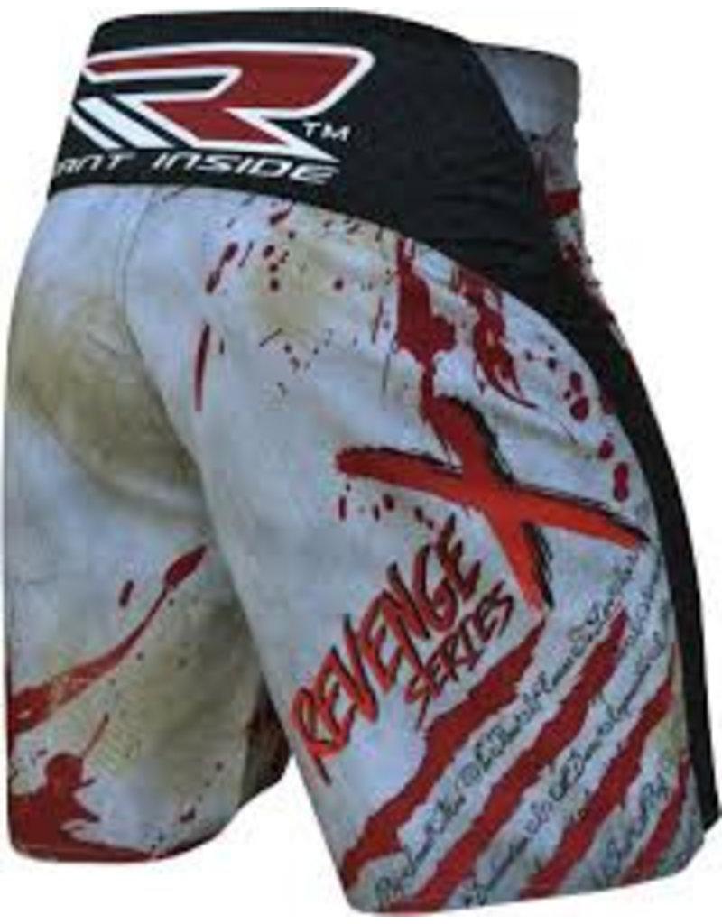 RDX SPORTS MMA Broekje revange serries - Blood