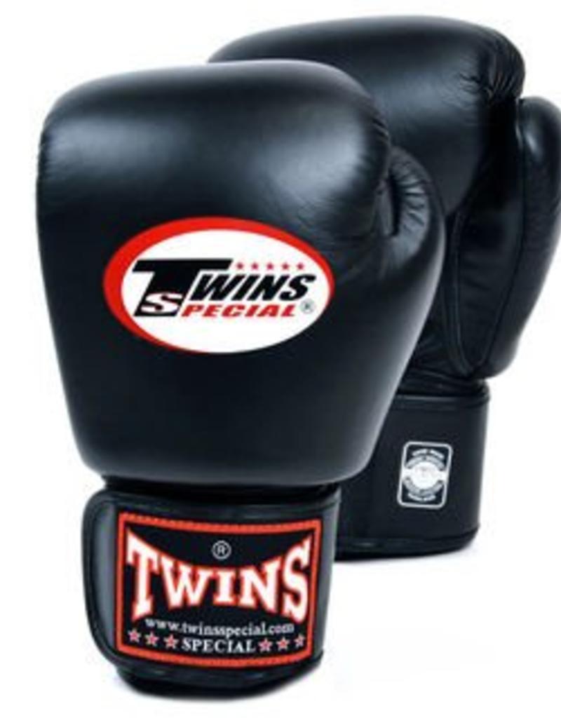 Twins Twins Bokshandschoen BGVL 3 Zwart