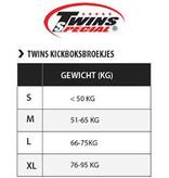 Twins Twins TTBL013 Pink Thaibox Trunks