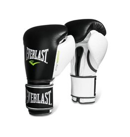 Everlast Everlast Powerlock boxing glove - Black / White
