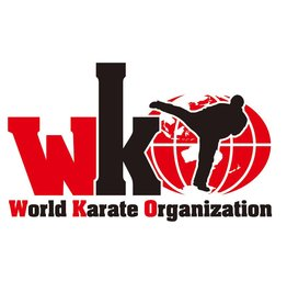 ISAMU WORLD KARATE ORGANIZATION LOGO  BORDURING