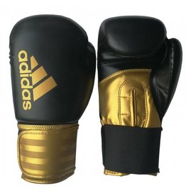 Adidas adidas Hybrid 100 (Kick) Boxing gloves Black / Gold