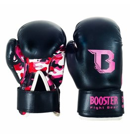 BOOSTER Booster - Boxing Gloves kids Duo Camo - Pink