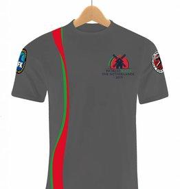 Official IFK World Championships Kata T-shirt 2019