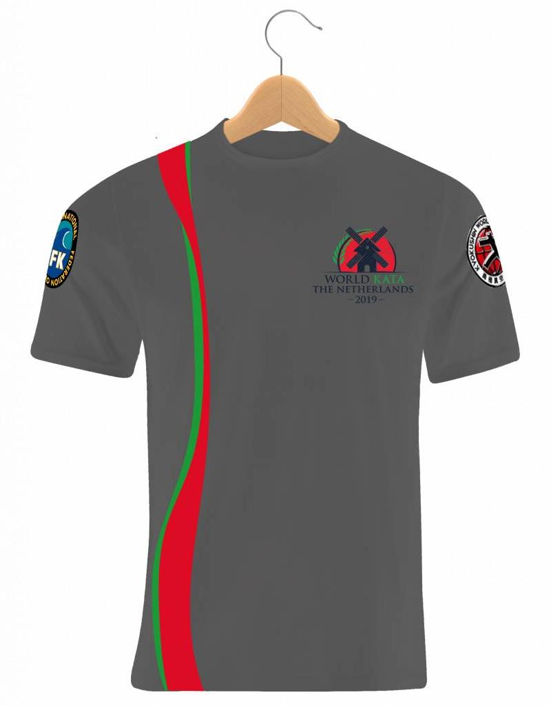 Official IFK World Championships Kata T-shirt 2019
