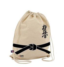ISAMU 勇ISAMU Canvas tas Kyokushin