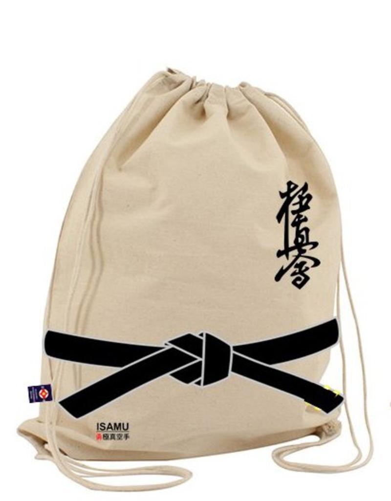 ISAMU Karate GI Canvas bag Kyokushin