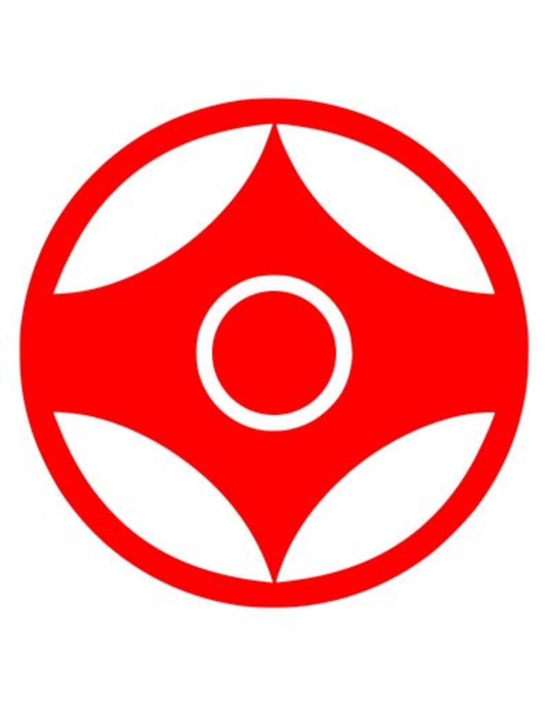 ISAMU Kyokushin Kanku Borduring