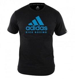 Adidas Adidas Kids T-Shirt Kickboxing Community Black / Blue