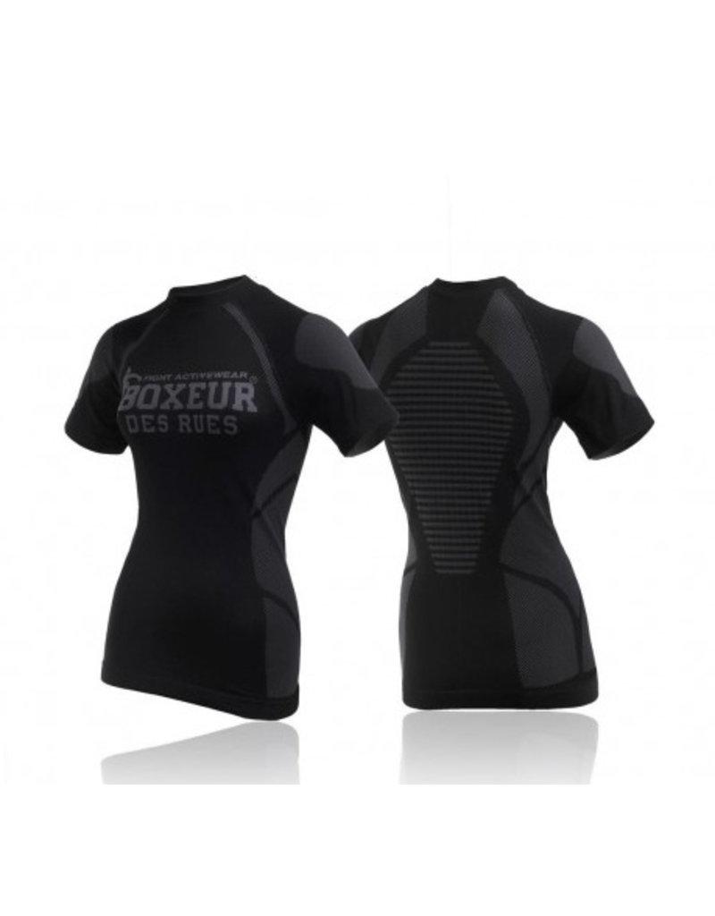 0ef69b438c Boxeur des Rues Ladies Ss T-shirt Dryarn
