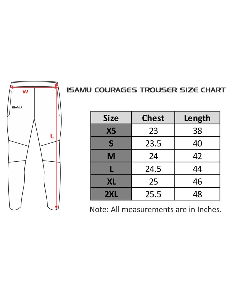 ISAMU Isamu Courageous Fleece Tracksuit