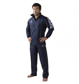 Adidas TEAM TRACKSUIT-Blue/white