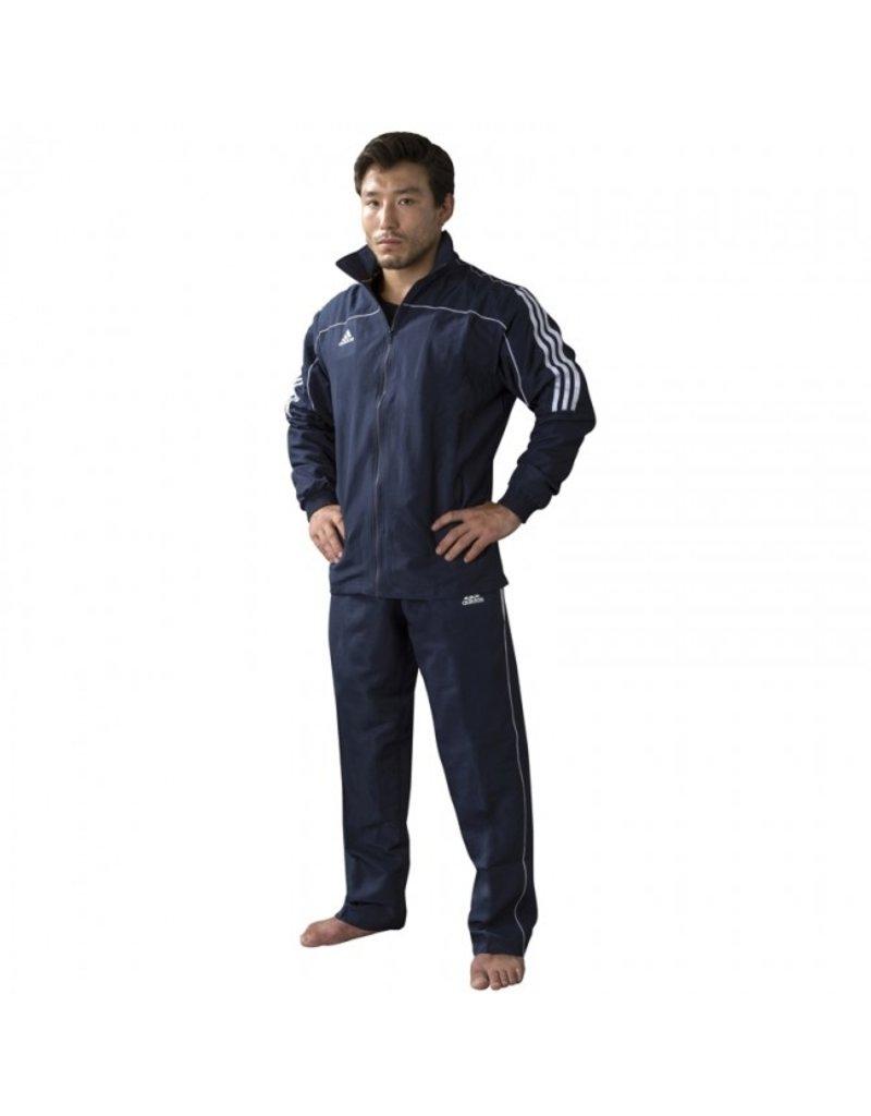 Adidas ADIDAS TEAM TRACKSUIT-Blue/white