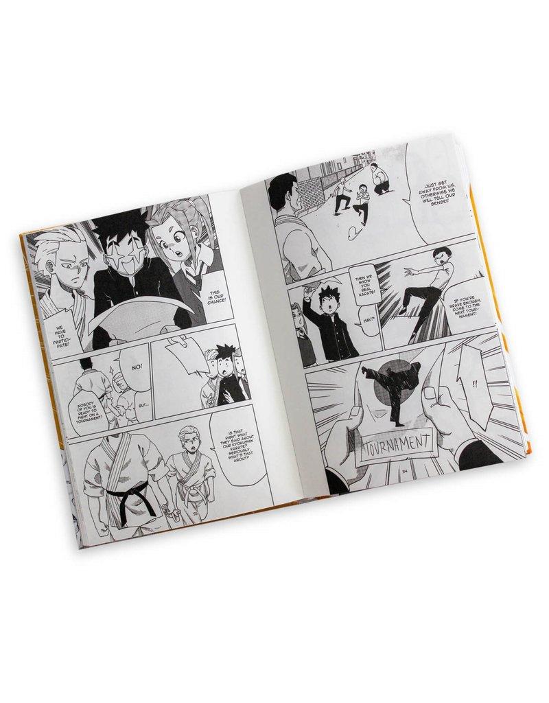 The Kyokushin Way - Karate Manga