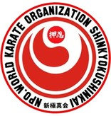 ISAMU SHINKYOKUSHINKAI WORLD KARATE ORGANIZATION LOGO EMBROIDERY