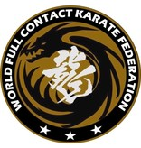 ISAMU Full Contact Karate Federation Logo Embroidery