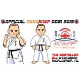 ISAMU Official KWF NKKO Logo Borduring