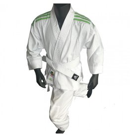 Adidas Adidas Karate suit K200 Kids - White/Green