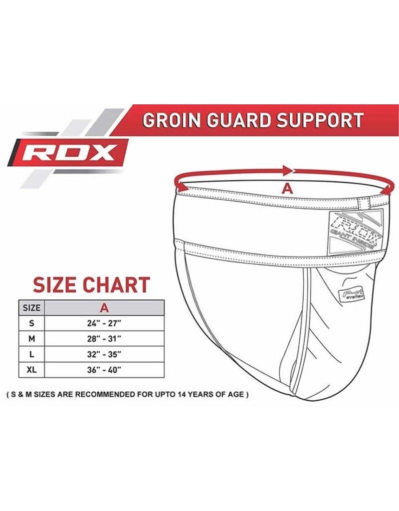 RDX SPORTS RDX - H1 Kruisbeschermer & Gel Cup