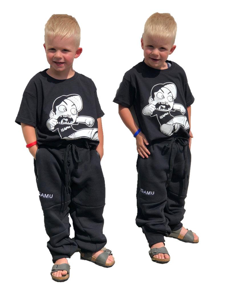 ISAMU Kids Jakku Fighter T-shirt