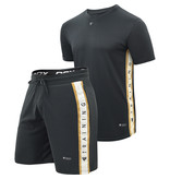 RDX SPORTS RDX T17 Aura Shorts & T-Shirt Bundle