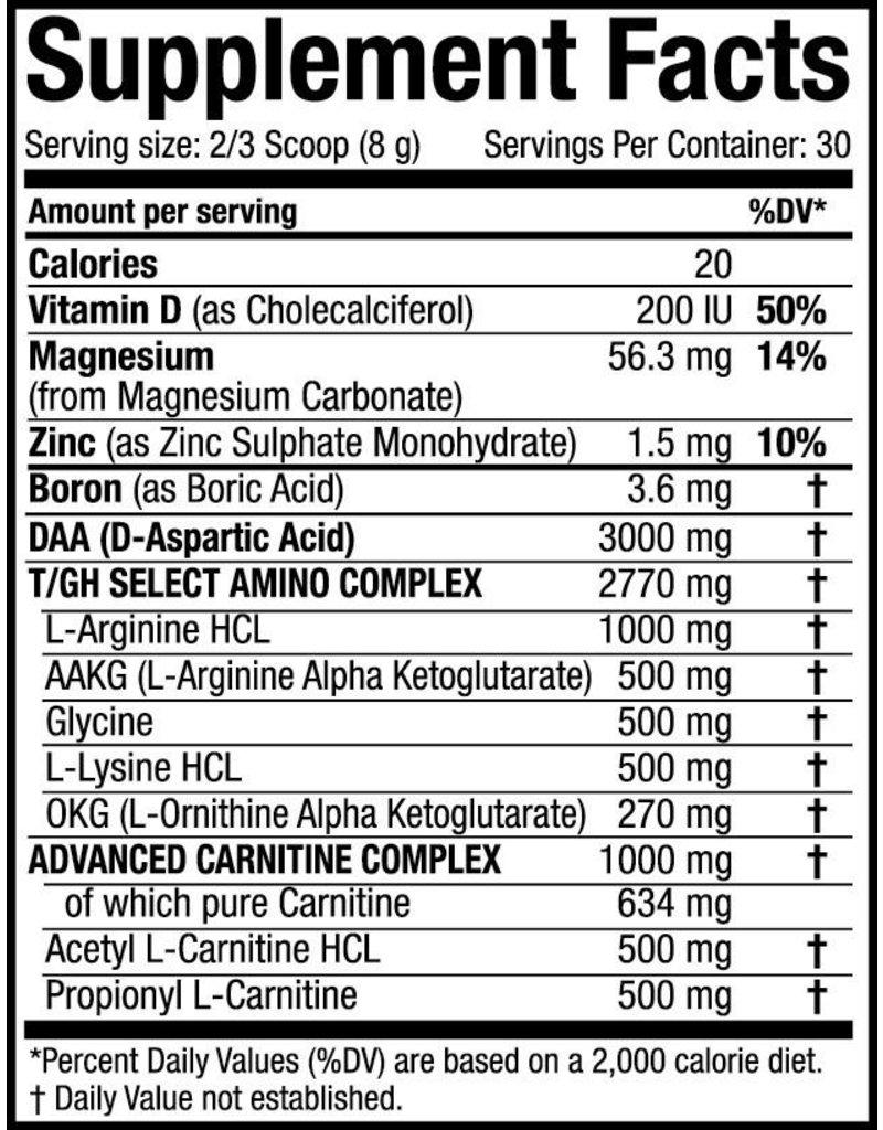 SCITEC NUTRITION Scitec Nutrition T / GH