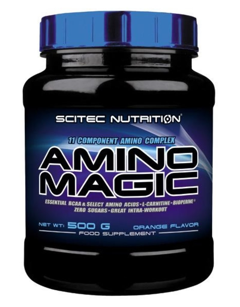 SCITEC NUTRITION AMINO MAGIC - 500g