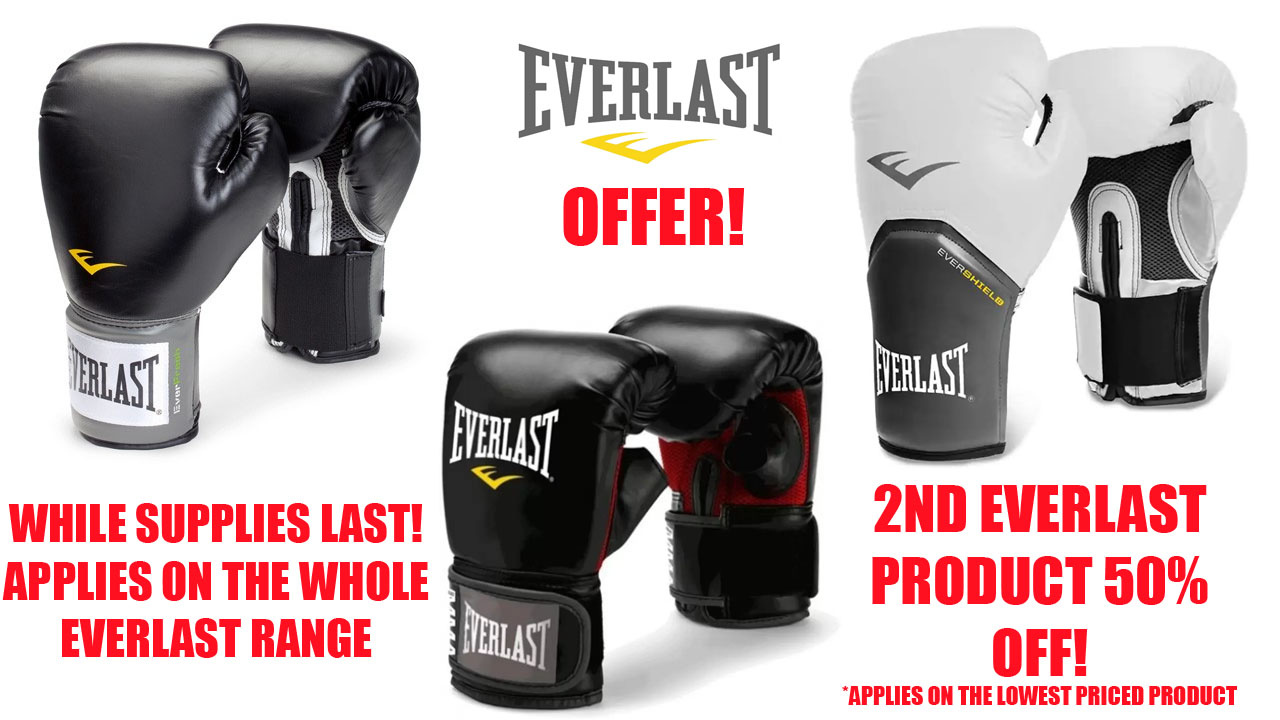 Everlast offer