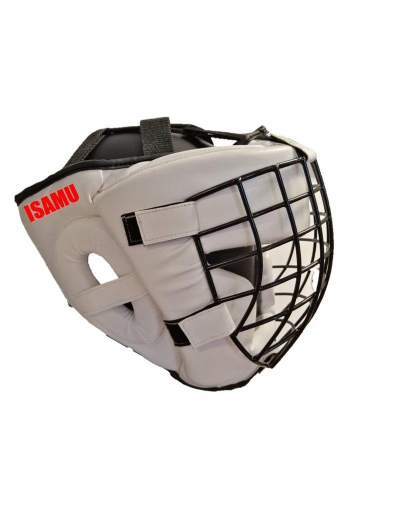 ISAMU 勇ISAMU hoofdbeschermer met afneembaar vizier
