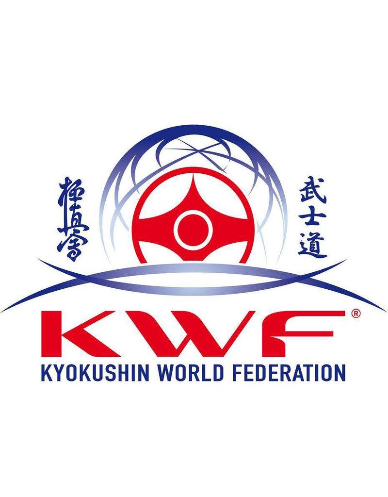 ISAMU 勇 ISAMU KWF KYOKUSHINKAI FULL CONTACT COMPETITION KARATE GI