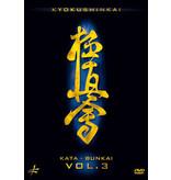 SHIHAN KRON DVD KYOKUSHIN KATA ENCYCLOPAEDIA - Shihan Bertrand KRON - Engels