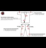 ISAMU 勇ISAMU Stretch Full Contact Kyokushinkai Karate Gi