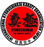 ISAMU KYOKUSHINKAI FULL CONTACT KARATE LOGO