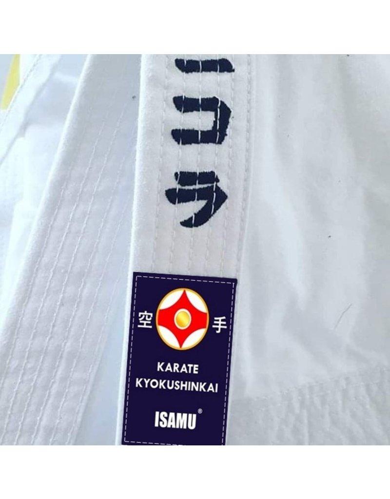 ISAMU 勇ISAMU BASIC KYOKUSHINKAI KARATE PAK